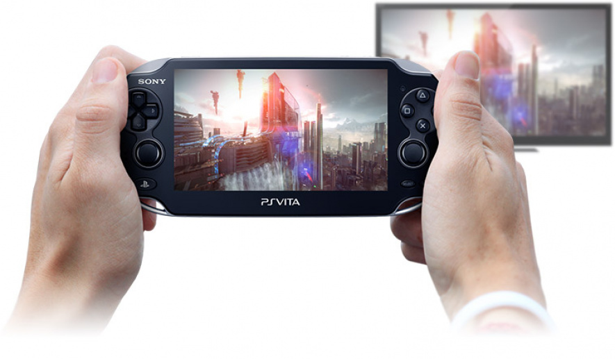 Sony thinks it offers a better second screen experience than the Wii U