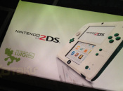 The Year Of Luigi Will Be Rounded Off With A Limited Edition 2DS Console