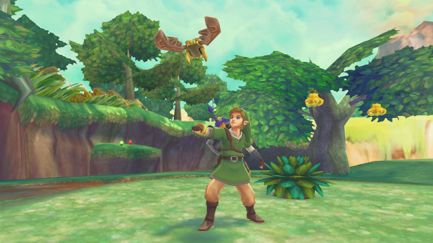 A micro-console with access to titles like Zelda: Skyward Sword would blow away the competition