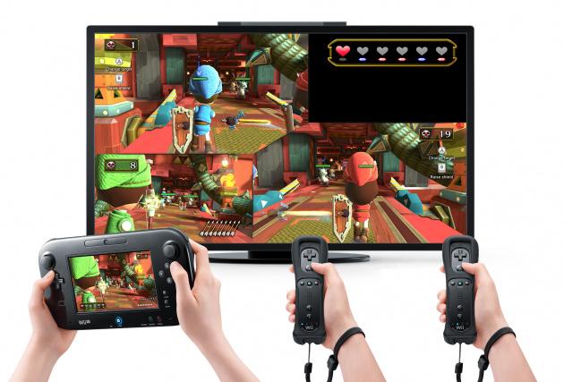 Nintendo Land Zelda Battle Quest