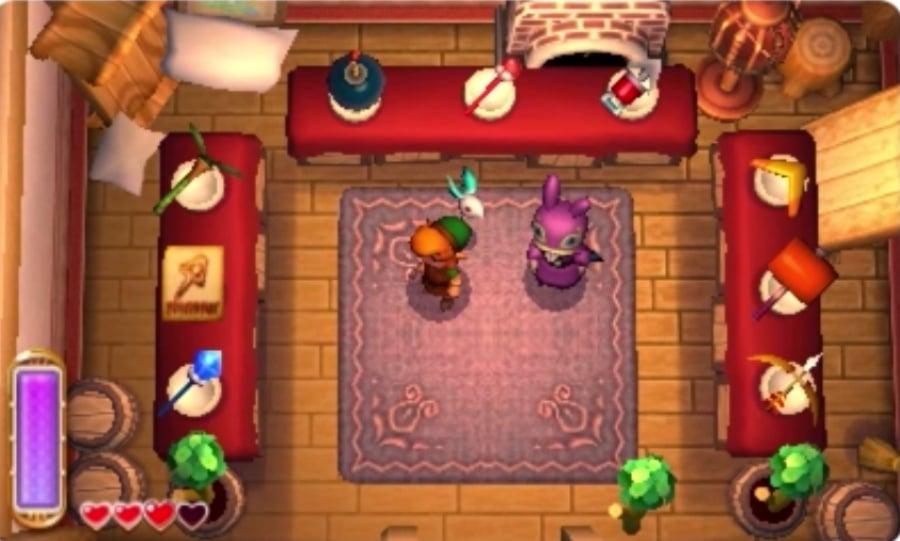 Zelda Shop