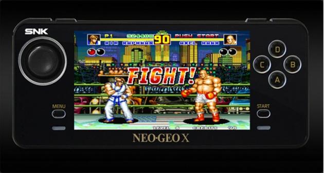 Neo Geo X Portable