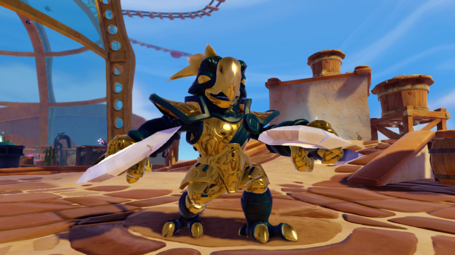 Legendary Free Ranger (Screenshot)