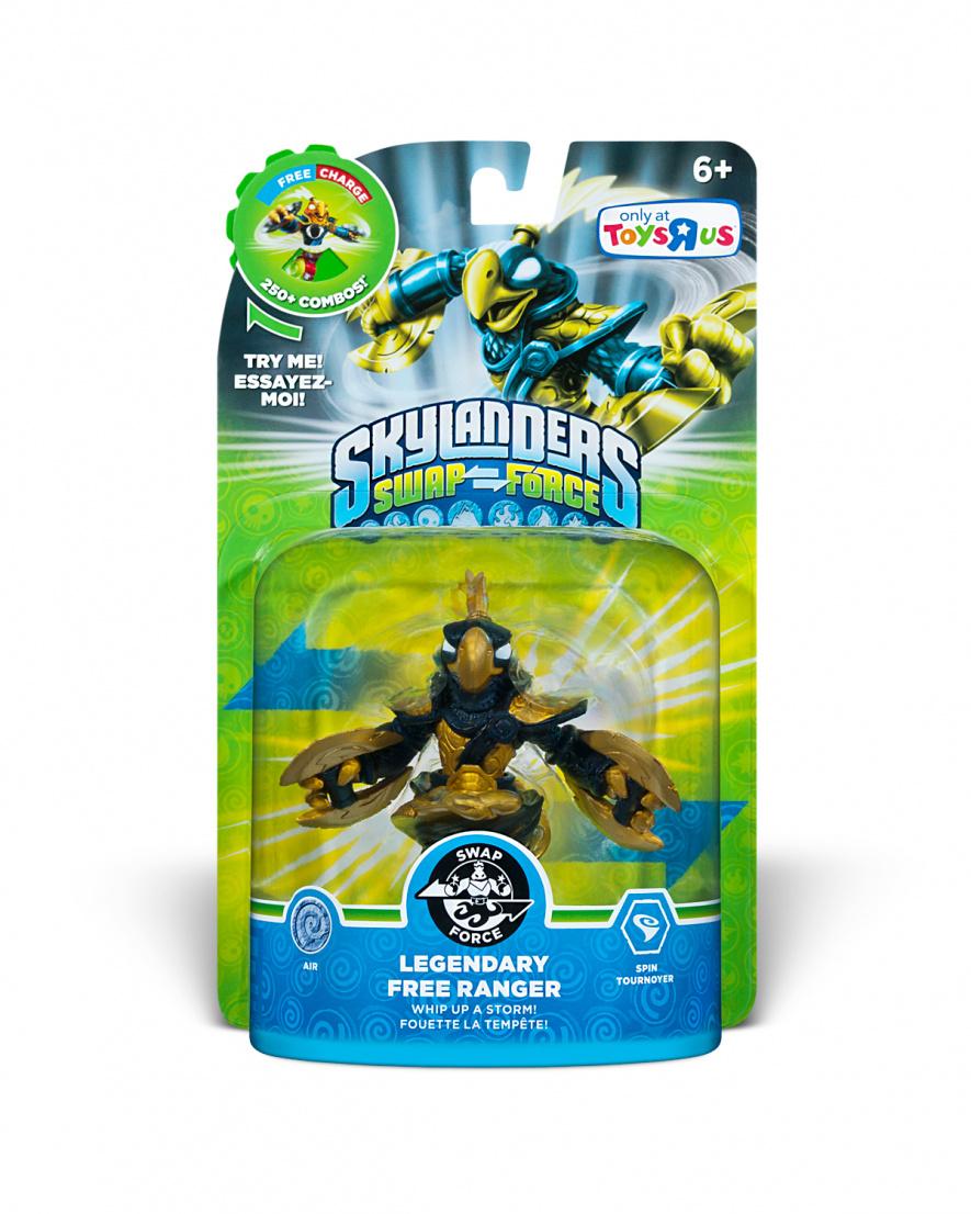 Legendary Free Ranger (in Package)