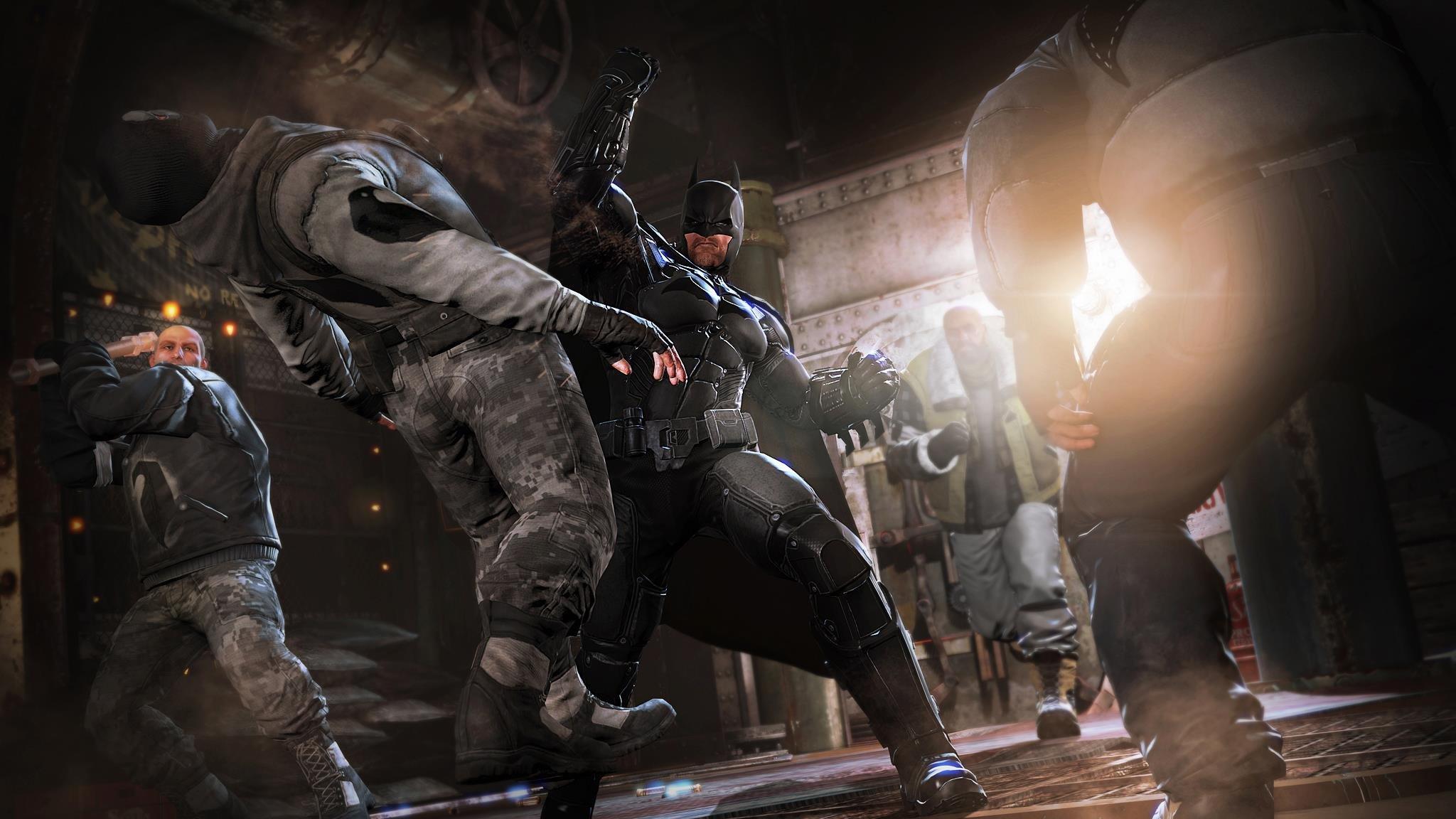 Video: Holy PR Hype! It's a 17 Minute Batman: Arkham ...