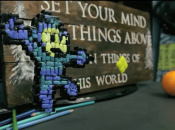 This Stop Motion Mega Man Video is a Bit Awesome