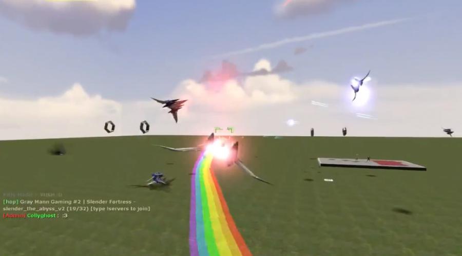 Star Fox Fortress 2 Mod