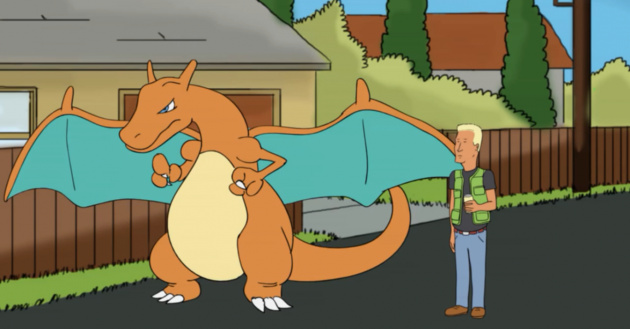 King of the Hill Pokemon