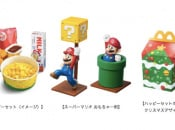 Check out These Awesome Super Mario Happy Meal Toys