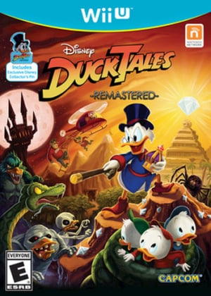 The Wii U version of DuckTales: Remastered at Target will come with a free pin