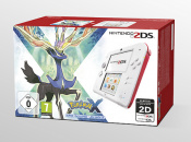 European 2DS Pokémon X And Y Bundles Spotted In The Wild