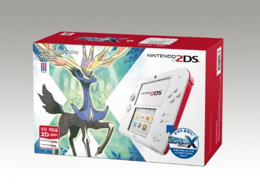Pokemon2 DSbundle X
