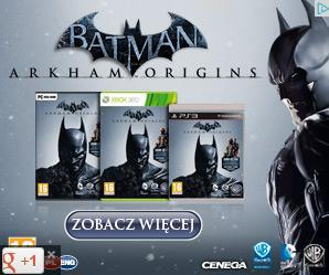 A typical Polish video game advert. Hey, guys, you do realise Batman's coming out on Wii U too, right…?
