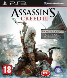Like Assassin's Creed III, for example. Available on all major platforms in English, but if you want the Polish language version, it has to be on the PS3 / 360