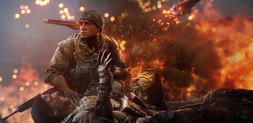 Battlefield 4: not available on a Nintendo home console