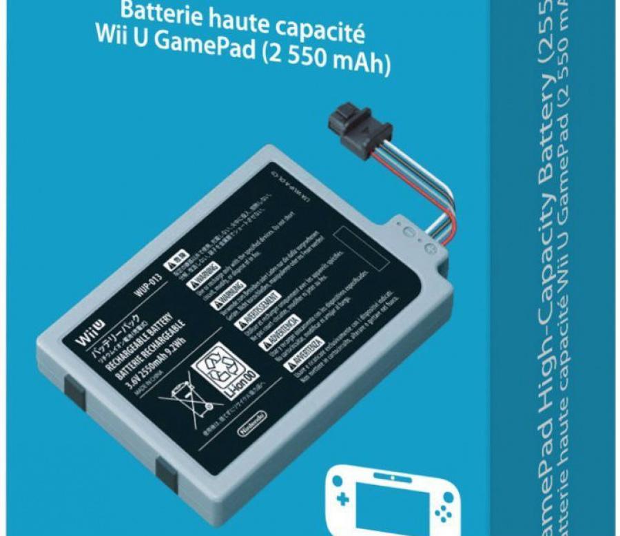Game Pad Battery EDIT