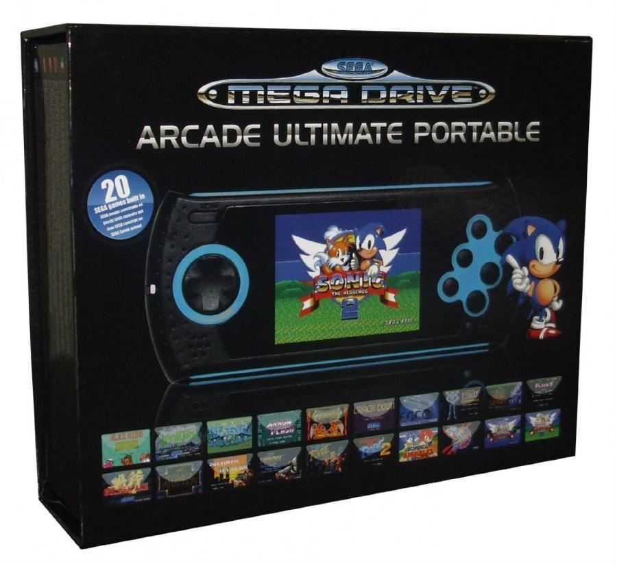 Mega Drive Portable