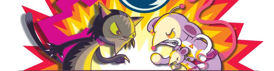 Scram Kitty Key Art Banner