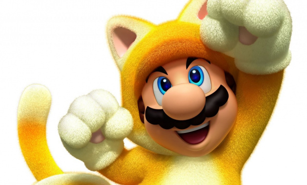 Super Mario 3 D World