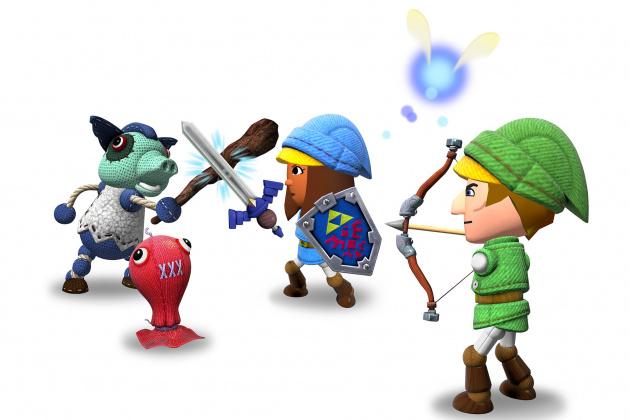 Nintendo Land Zelda 03