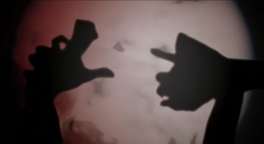 Mario Shadow Puppet