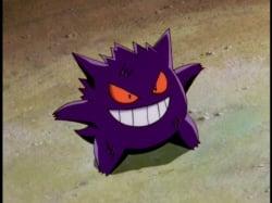 Gengar - Ken Sugimori's favourite Pokémon