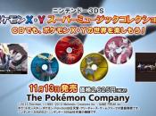 Pokémon X & Pokémon Y: Super Music Collection Now Available on iTunes