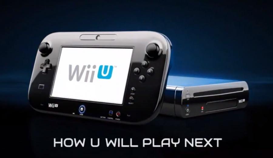 Wii U Ad