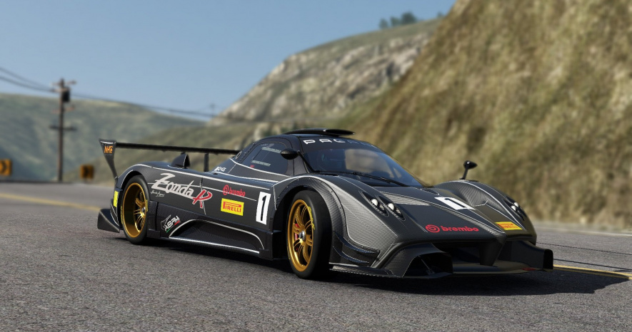 Project CARS Screen