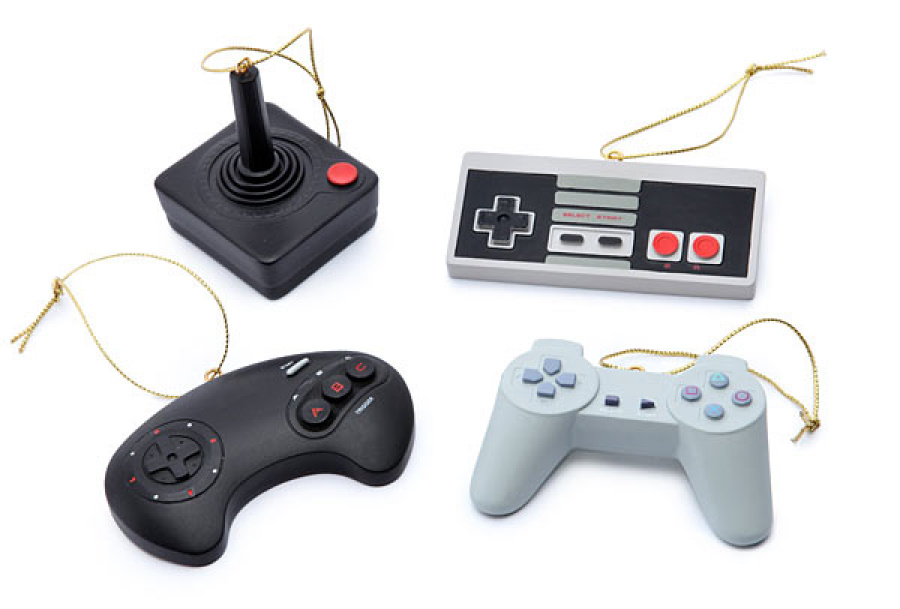 Retro Game Controllers Thinkgeek
