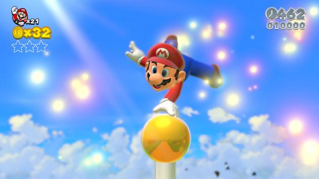 Mario No. 1!!