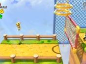 Super Mario 3D World's Chainlink Charge Level Will Test Your Skills