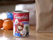 Super Mario Soup Helps Drag Kids Away From Super Mario Game