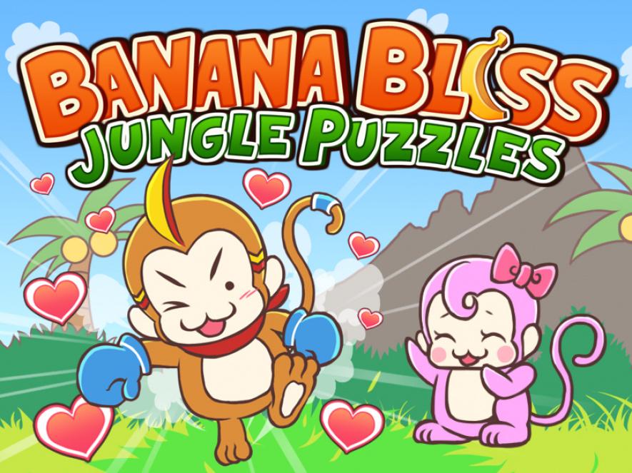 Banana Bliss: Jungle Puzzles