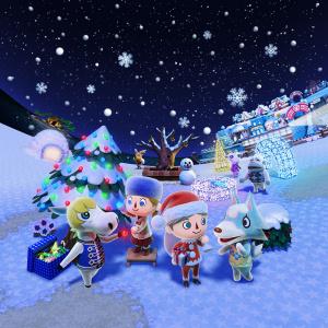 Merry Animal Crossing Christmas