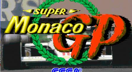 Super Monaco GP 00 00