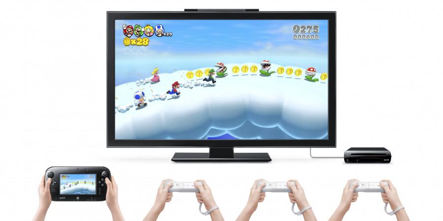 Super Mario 3 D World Mp