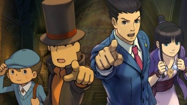 Layton Ace Attorney
