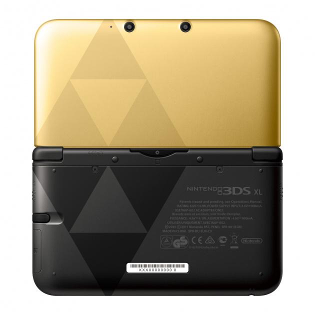 Zelda Back