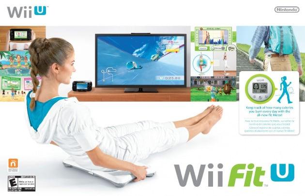 Wii Fit U