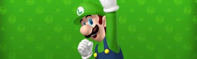Luigi Banner