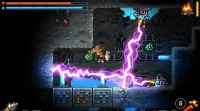 Steam World Screen1