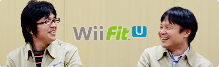 Wii Fit U Iwata Asks