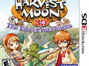 Harvest Moon: The Tale of Two Towns Discounted on North American eShop