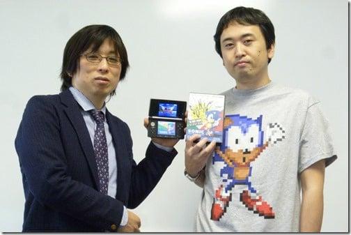 3 D Sonic Devs