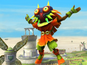 Majora's Mask Appears Again, This Time as a New Smash Bros. Assist Trophy
