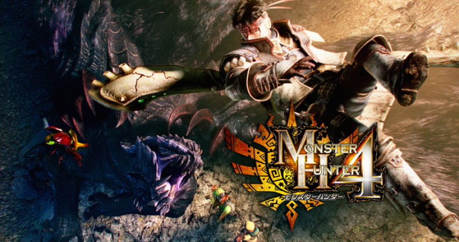 Monster Hunter 4 Banner