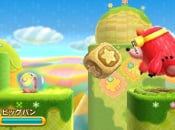New Kirby: Triple Deluxe Screens Emerge in Magazine Scans