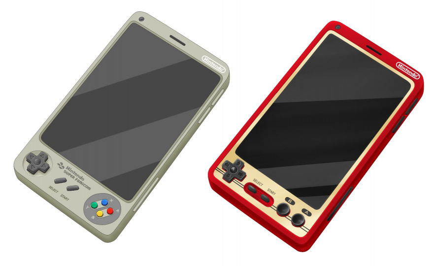 Nintendo Phone