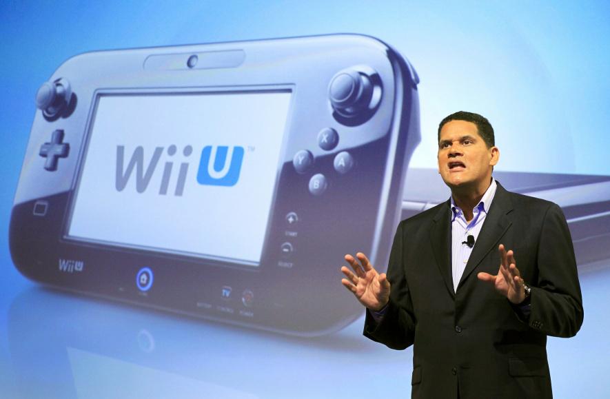 Reggie Wii U